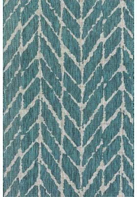 Loloi Rugs IE-02 Teal Grey
