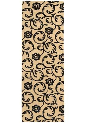 Safavieh SOH415A Black and Beige