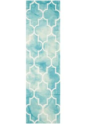 Safavieh DDY535D Turquoise Ivory