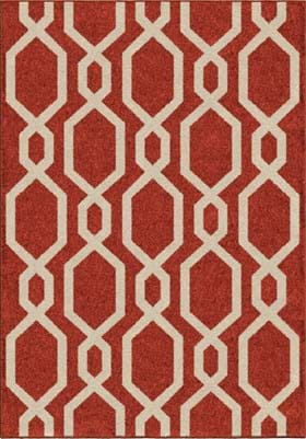 Orian Rugs Niagra 3118 Red