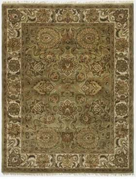 Safavieh CL254C Green Ivory