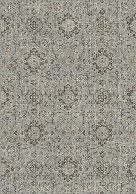 Dynamic Rugs 89665 5929 Silver Blue