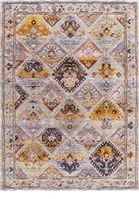 Dynamic Rugs 5343 519 Light Blue Multi