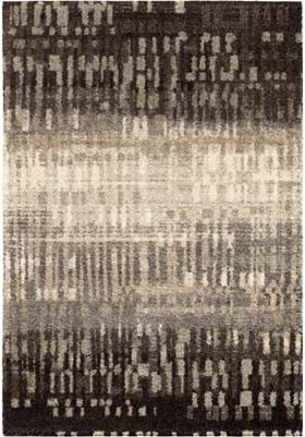 Orian Rugs City Drizzle 1673 Black