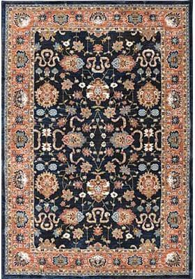 Karastan Zargos 90663 Sapphire 50130