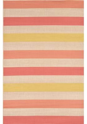 Trans Ocean Stripe 135274 Warm