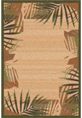 Milliken Palm 7516 Deep Olive 77