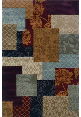 Oriental Weavers 4198A Multi