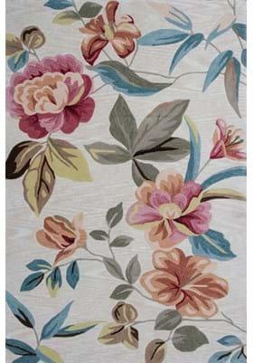 KAS 4154 Sand Floral