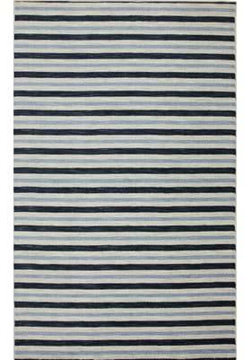 American Rug Craftsmen Monterey Stripe 12337 Blue 439