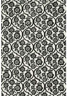 Loloi Rugs VB-15 Ivory Black
