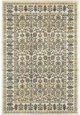 Oriental Weavers 501U Ivory Blue