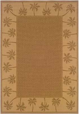 Oriental Weavers 606M7 Brown