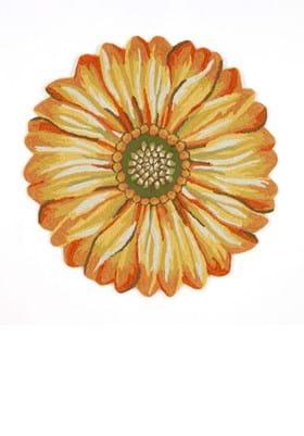 Trans Ocean Sunflower 141709 Yellow