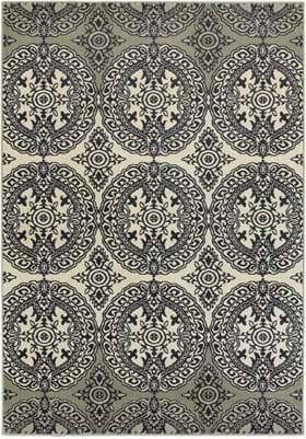 Oriental Weavers 7818A Navy Ivory