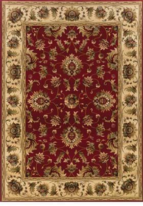 Oriental Weavers 211V5 Red