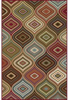 Tayse Rugs 1101 Multicolor