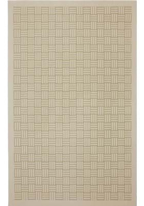 American Rug Craftsmen Checkered Past 6986 Creme Brulee Almond Buff 16655