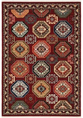 Oriental Weavers 91R Red