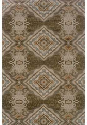 Oriental Weavers 3840E Stone Multi