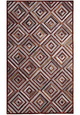 Dynamic Rugs 5945 960 Grey Chocolate