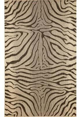 Trans Ocean Zebra 171267 Charcoal