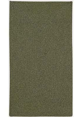 Capel Manteo DeepGreen Concentric Rectangle