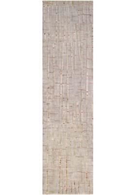 Surya SH-7405 Moss Fern Burgundy