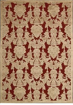 Nourison GIL03 Red