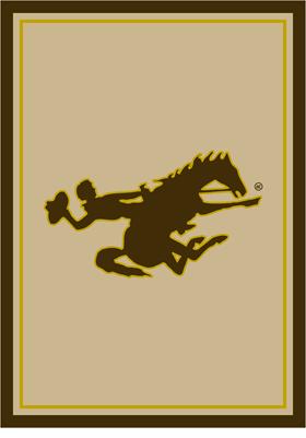Milliken University of Wyoming Team Spirit 44737