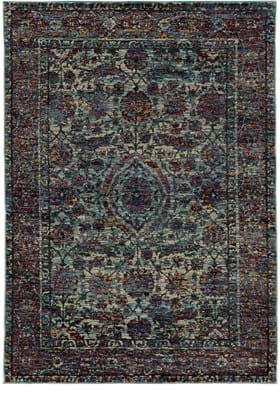 Oriental Weavers 6846B Blue