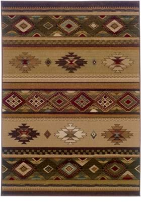 Oriental Weavers 090J1 Multi
