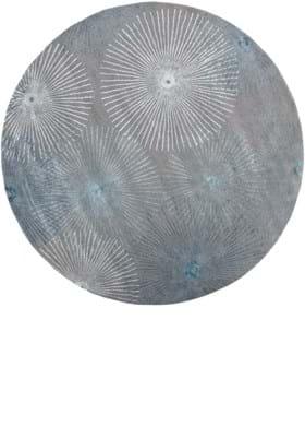 Surya ESS-7663 Silver Blue