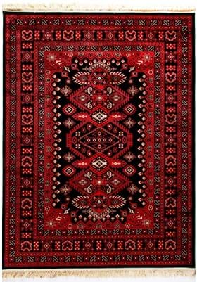 Dynamic Rugs 16223 90 BLACK
