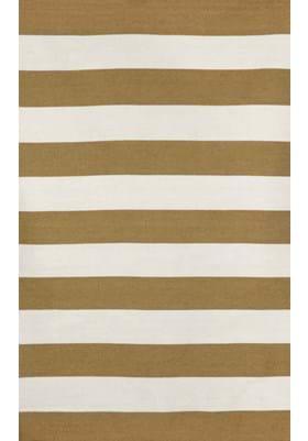 Trans Ocean Rugby Stripe 630226 Khaki