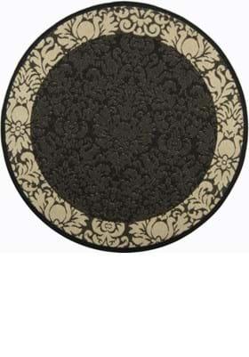 Safavieh CY2727 3908 Black Sand
