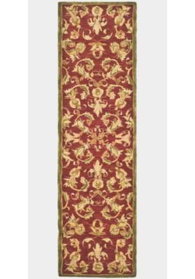 Safavieh AN527A Burgundy Sage