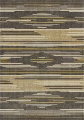 United Weavers 702-28672 Native Chic Grey