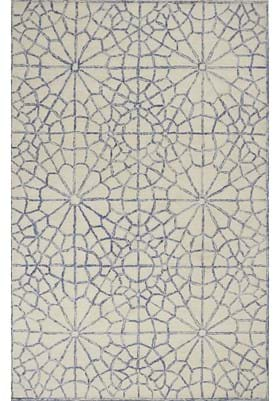 KAS Mosaic 6626 Ivory Blue