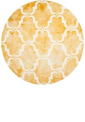 Safavieh DDY536H Gold Ivory