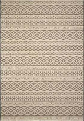 Orian Rugs Organic Cable 3901 Tan