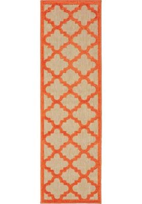 Oriental Weavers 660O Sand Orange