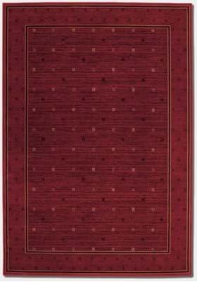 Couristan 0871 Gidirion 4894 Crimson