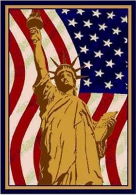Milliken Lady Liberty 7307 Opal 2000