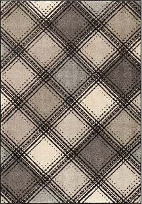 Orian Rugs Soho Diamonds 4307 Gray