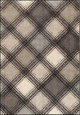 Orian Rugs Soho Diamonds 4307 Gray