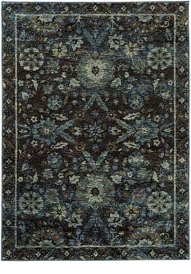 Oriental Weavers 7124A Blue