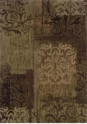 Oriental Weavers 060B1 Brown
