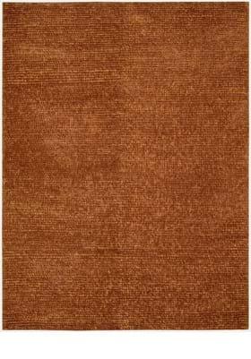Nourison FAN-1 Rust
