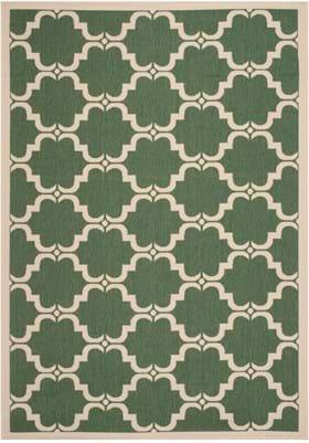 Safavieh CY6009-332 Dark Green Beige